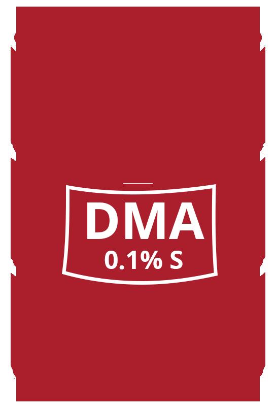 MGO - DMA 0.1% S, according to ISO 8217/2012 (E)